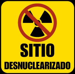 Sitio desnuclearizado