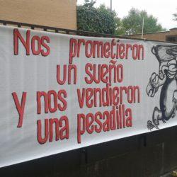 TRES AÑOS DE LA VENTA DE VIVIENDAS SOCIALES A LOS FONDOS BUITRE
