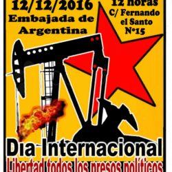 Aviso 101 El 12/12 día internacional por la libertad de lxs presxs por luchar