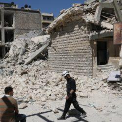 Aviso 104. Solidaridad con el pueblo Sirio.