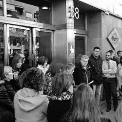 Aviso 31 2017 CIENTOS DE MILES DE PERSONAS LLENAN EL CENTRO DE MADRID EN LA MOVILIZACIÓN FEMINISTA MAS INTERNACIONAL DEL 8 DE MARZO