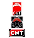 ANTE LA SITUACIÓN EN CATALUNYA CGT. CNT. SOLIDARIDAD OBRERA.