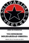 CELEBRADO EL VII CONGRESO DE SOLIDARIDAD OBRERA