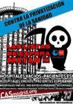 AVISO 04/2018 MetroMadrid – SANIDAD: 25 DE ENERO JORNADA DE LUCHA ESTATAL