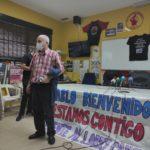 Rueda de Prensa PABLO COSTAS – BIENVENIDOS COMPAÑEROS